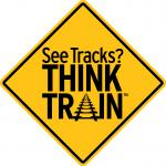 See Tracks Think Train logo