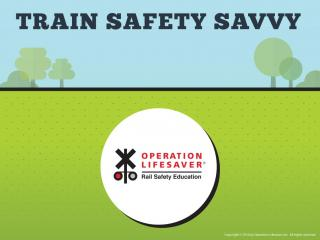 Safety Around Railroad Tracks Activities and Videos | 240x320